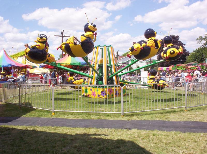Bumble Bee Ride Sun Valley Rides